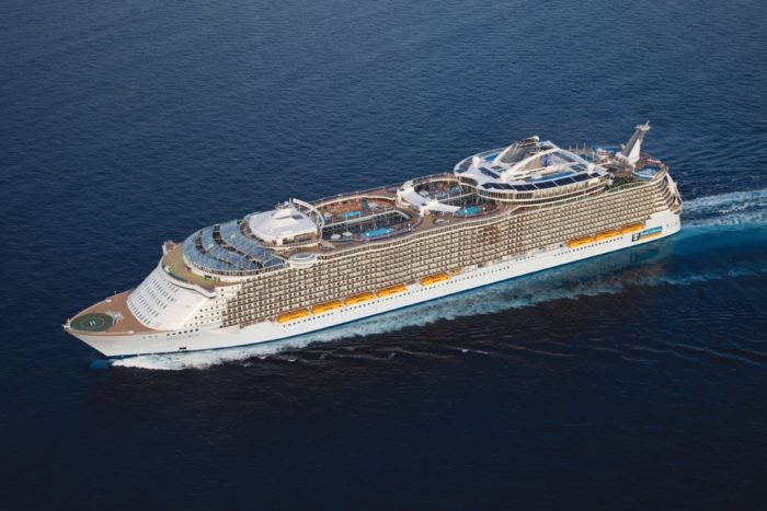 Sheer Luxury on the Largest Cruise Ship, Allure of the Seas