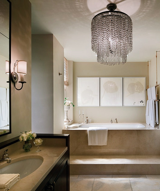 Spa Inspired Bathrooms - Luxury Magazine 12