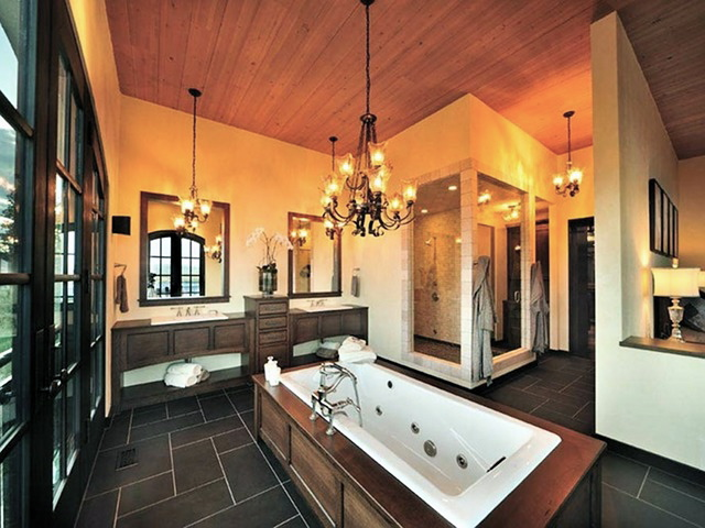Spa Inspired Bathrooms - Luxury Magazine 4