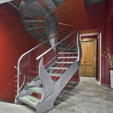 Stunning Staircases by Bonansea Scale 1