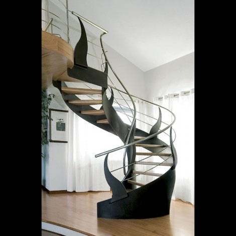 Stunning Staircases by Bonansea Scale 2