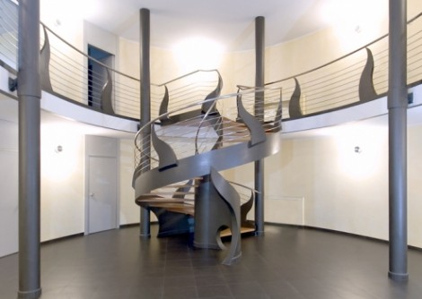Stunning Staircases by Bonansea Scale