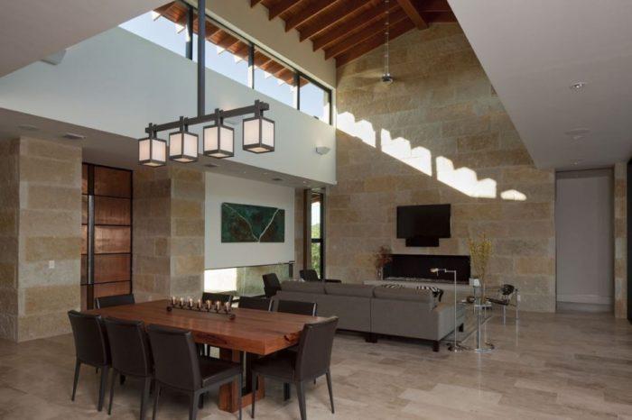 Terrace Mountain House in Texas 9