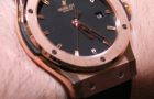 The Classic Fusion Chronograph Watch from Hublot 2