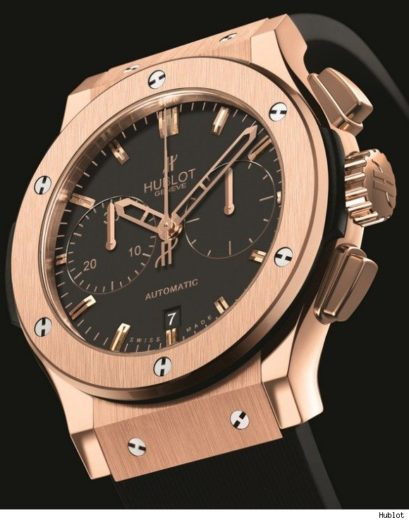 The Classic Fusion Chronograph Watch from Hublot