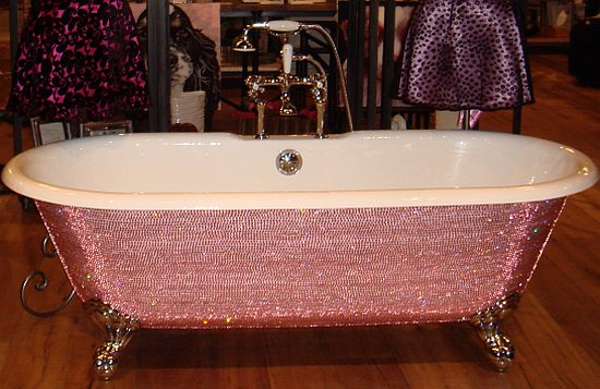 The Diamond Bathtub