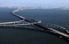 The Qingdao Haiwan Bridge