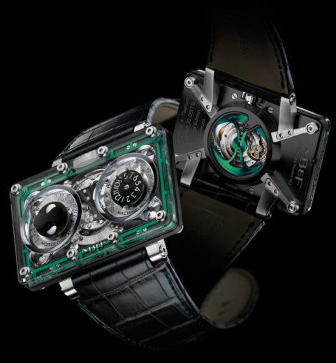 The Stunning MB&F HM2 SV Watch 4