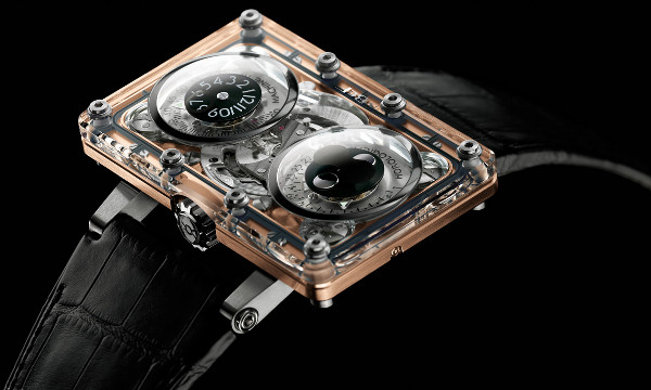 The Stunning MB&F HM2 SV Watch 7