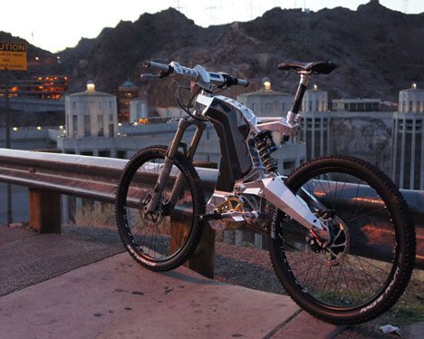 The Two-Wheeled Beast from M55 5