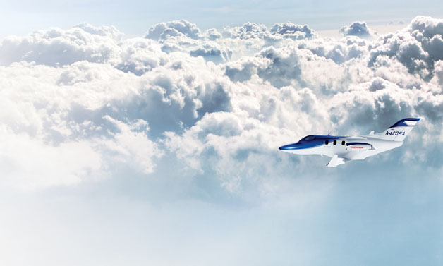 The Very Efficient HondaJet 2