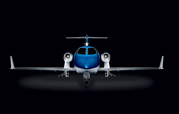 The Very Efficient HondaJet