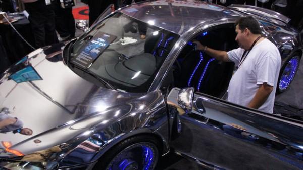 Tron-Inspired Audi R8 14