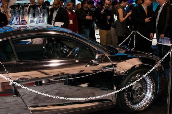 Tron-Inspired Audi R8 7