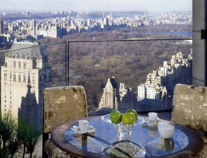 Ty Warner Penthouse at Four Seasons
