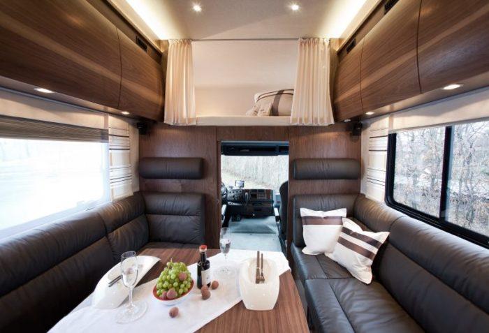 VARIO Alkoven 950 Luxury Motorhome 4