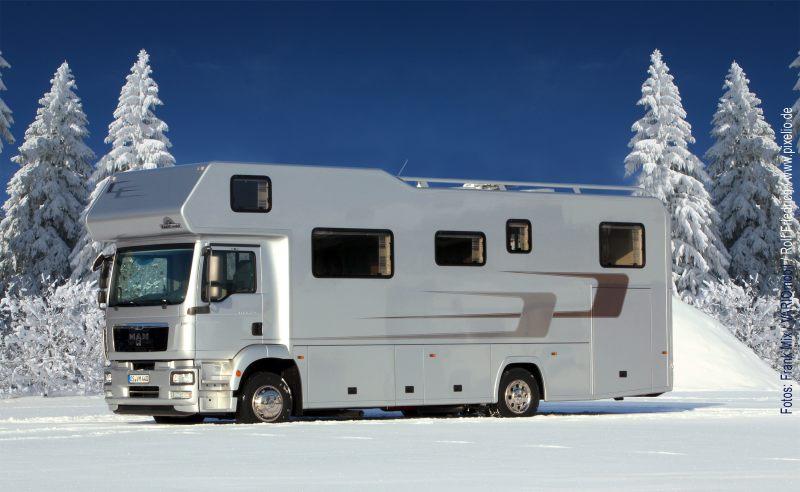 VARIO Alkoven 950 Luxury Motorhome