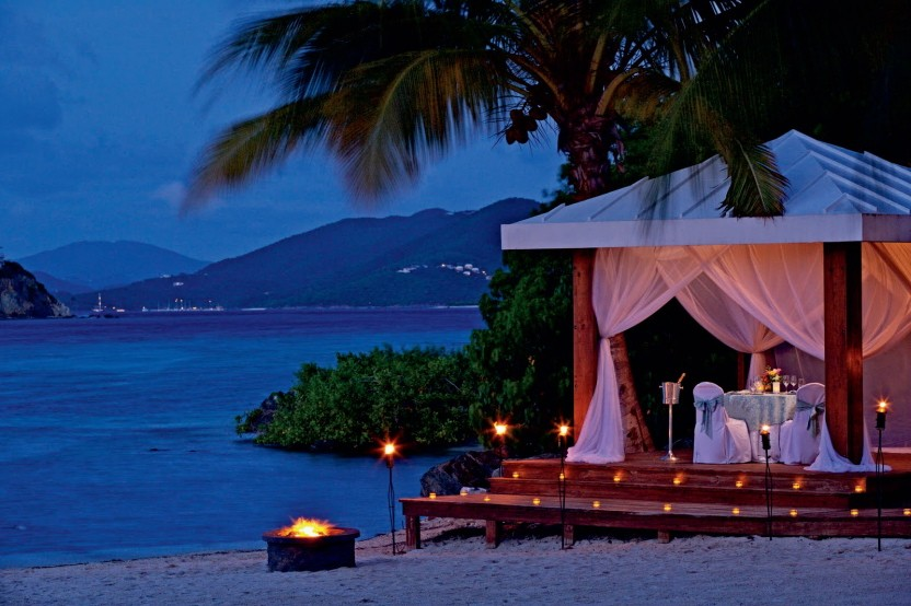 Valentines Luxe Destination Ritz-Carlton St Thomas