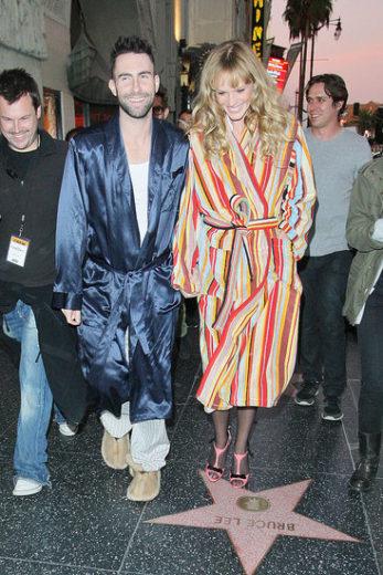 Victoria's Secret Model Anne & Strips For Maroon 3 Luxury Magazine