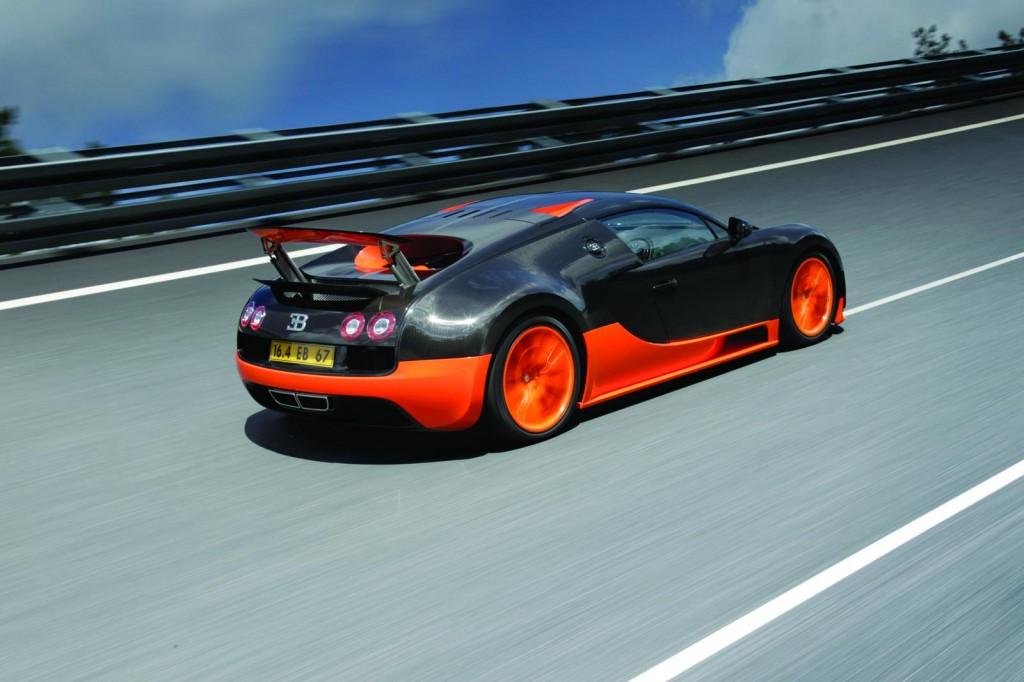 World's Most Expensive Cars - Bugatti Veyron Super Sport 12