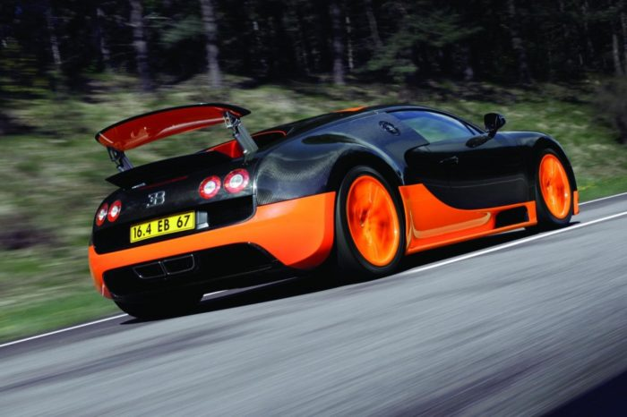 World's Most Expensive Cars - Bugatti Veyron Super Sport 13