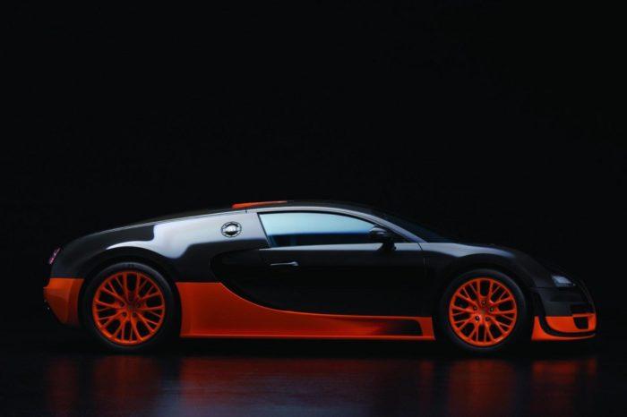 World's Most Expensive Cars - Bugatti Veyron Super Sport 2