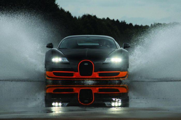 World's Most Expensive Cars - Bugatti Veyron Super Sport 3