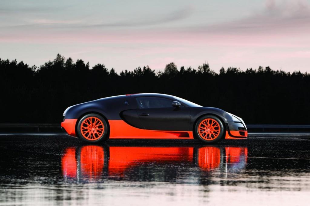 World's Most Expensive Cars - Bugatti Veyron Super Sport 4