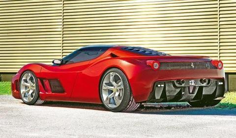 World's Most Expensive Cars - Ferrari F70 1
