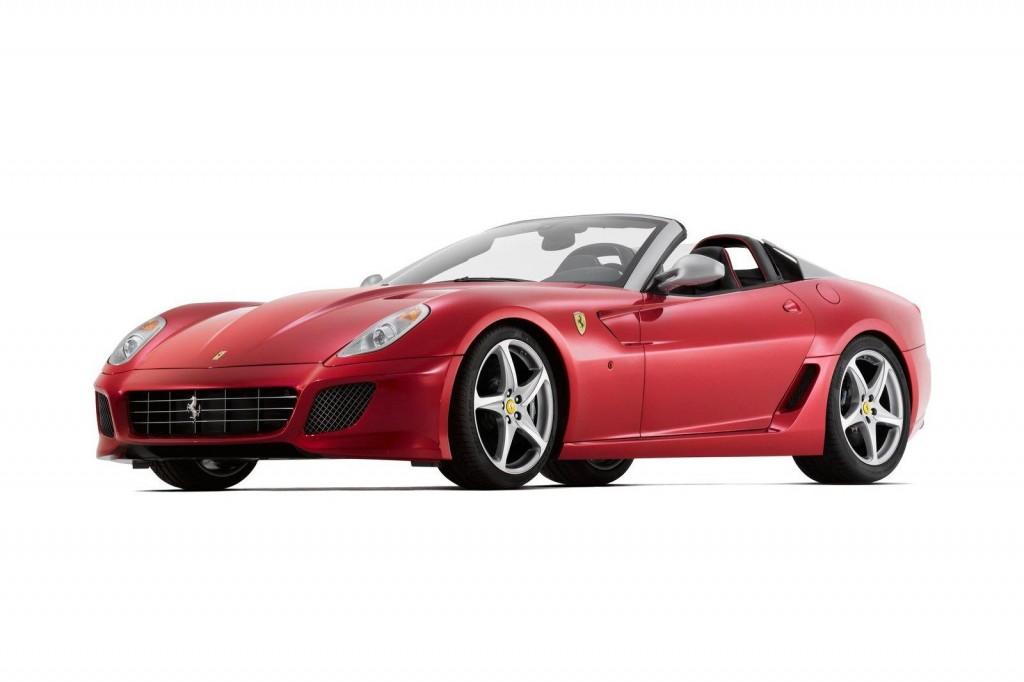 World's Most Expensive Cars - Ferrari SA Aperta