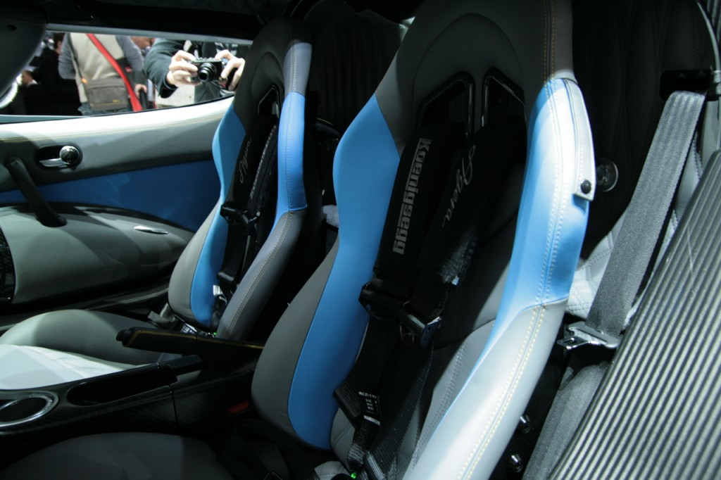 World's Most Expensive Cars - Koenigsegg Agera 10