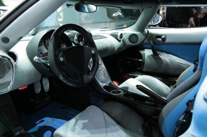World's Most Expensive Cars - Koenigsegg Agera 11