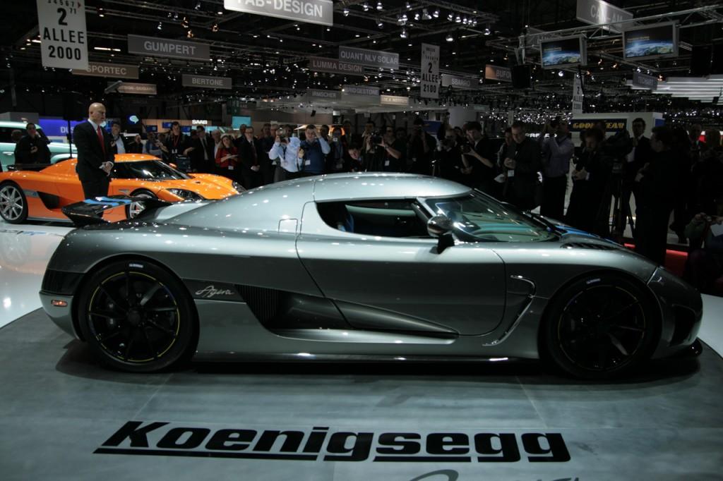 World's Most Expensive Cars - Koenigsegg Agera 5