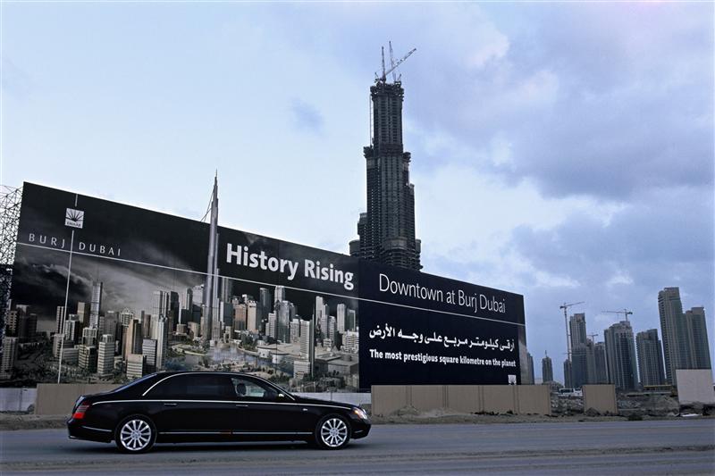 World's Most Expensive Cars - Maybach Landaulet 6