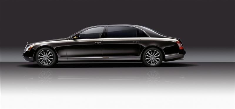 World's Most Expensive Cars - Maybach Landaulet 8