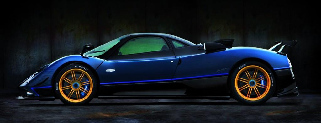 World's Most Expensive Cars - Pagani Zonda C9 2