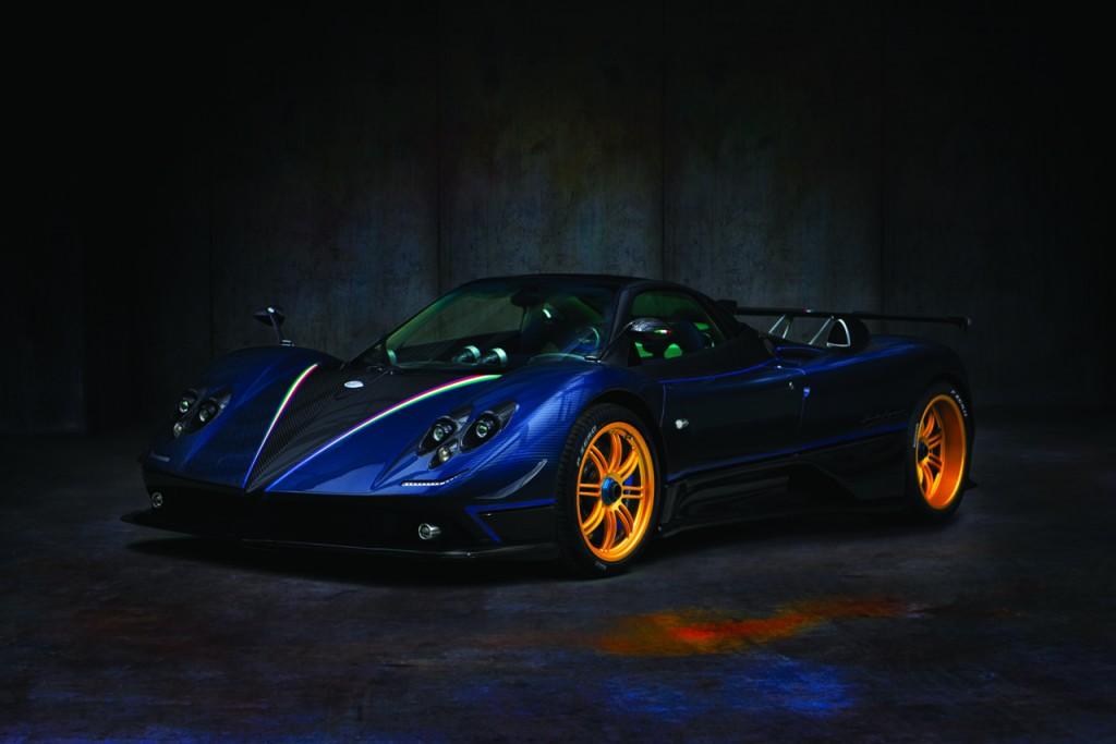 World's Most Expensive Cars - Pagani Zonda C9 3