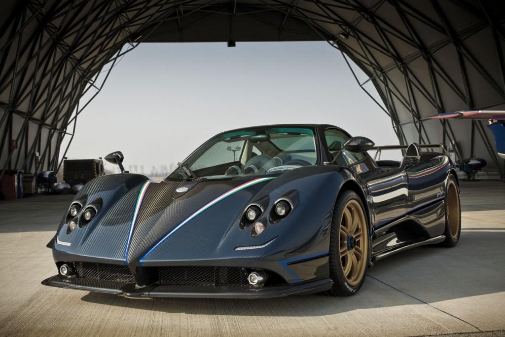 World's Most Expensive Cars - Pagani Zonda C9 7