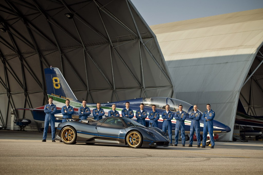 World's Most Expensive Cars - Pagani Zonda C9 8