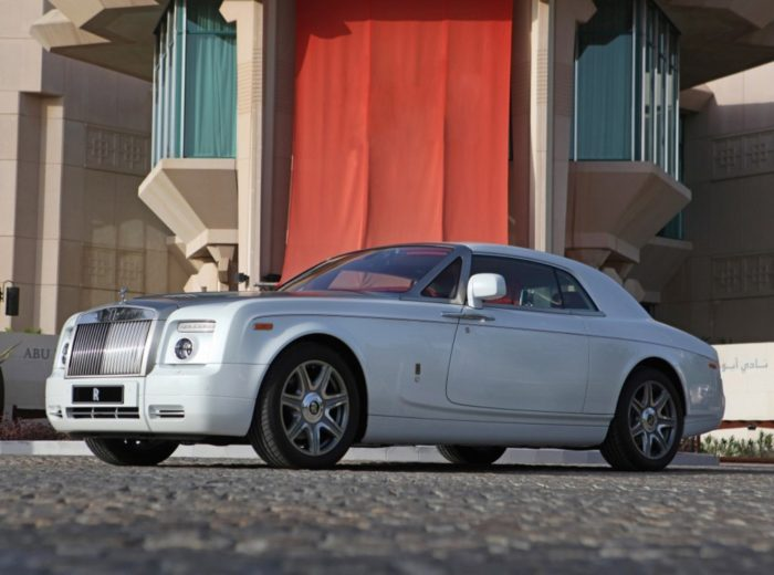 World's Most Expensive Cars - Rolls-Royce Phantom Drophead Coupe 1