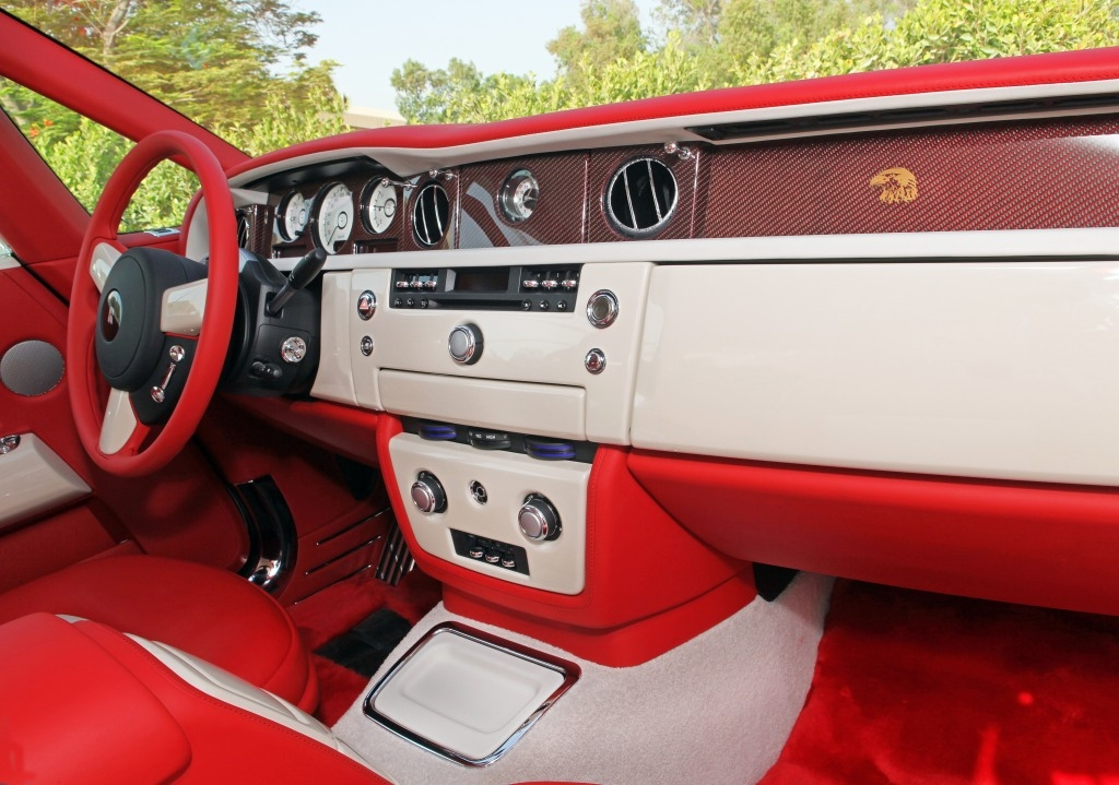 World's Most Expensive Cars - Rolls-Royce Phantom Drophead Coupe 2