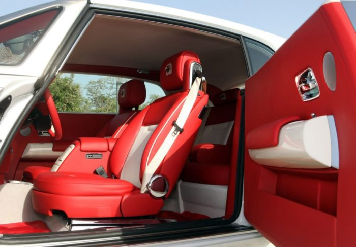 World's Most Expensive Cars - Rolls-Royce Phantom Drophead Coupe 3