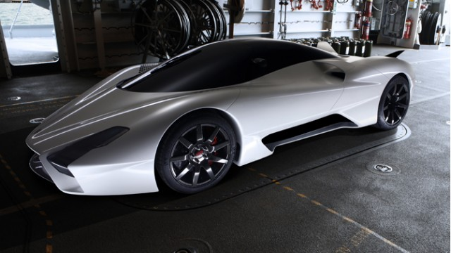 World's Most Expensive Cars - SSC Ultimate Aero 3