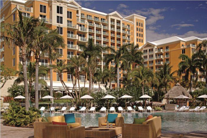Valentine's Day at Ritz Carlton, Key Biscayne 1