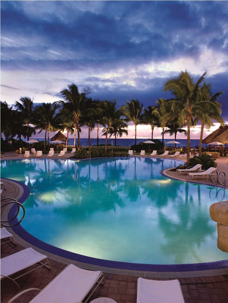 Valentine's Day at Ritz Carlton, Key Biscayne 4