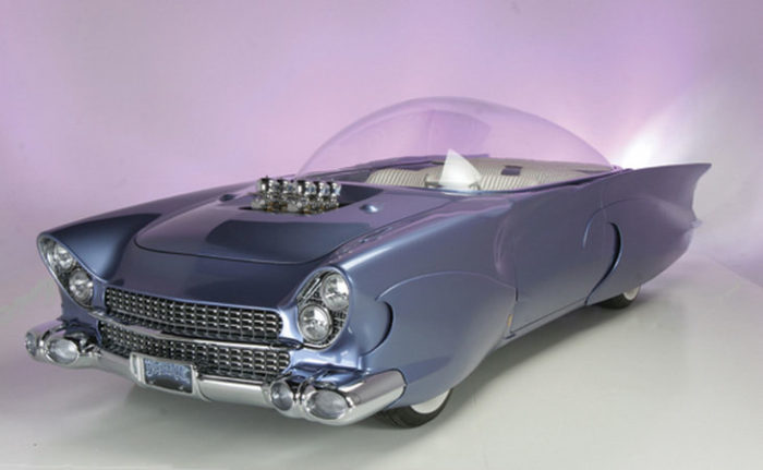 1955 Ford Beatnik Bubbletop Custom 2