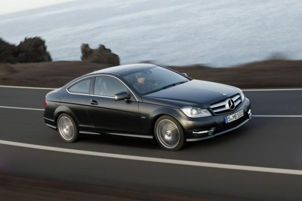 2012 Mercedes-Benz C-Class Coupe 11