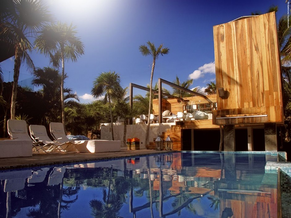 Be Tulum Resort in Mexico