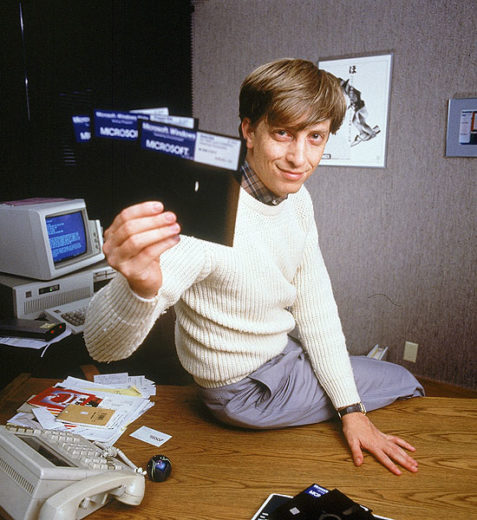 Bill Gates – The Story of a Legend