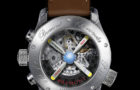 Bremont Mustang P-51 Watch with Original Plane Parts 2